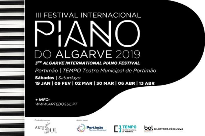 3ème festival international de piano de l'Algarve