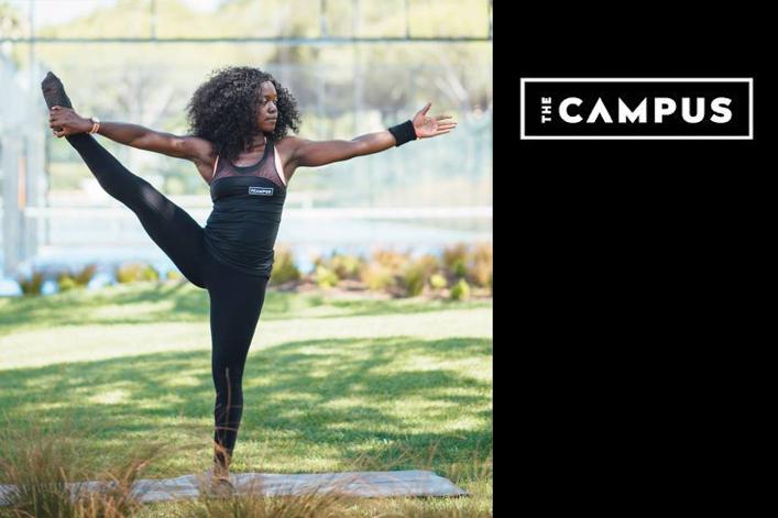 Masterclasses de Yoga no Campus