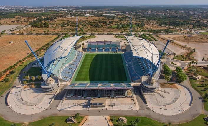 The Algarve will host three games for the Portuguese national football team.
