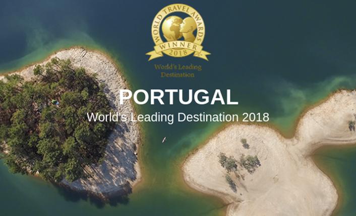 Portugal gewinnt den World Travel Award 2018