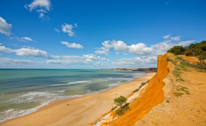 Praia de Falésia is one of the most beautiful beaches in the world