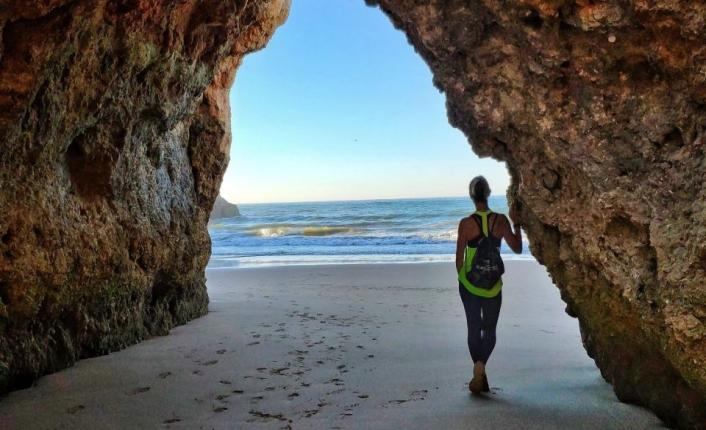 Nationaler Tourismus an der Algarve steigt um 40 % im Vergleich zu 2019