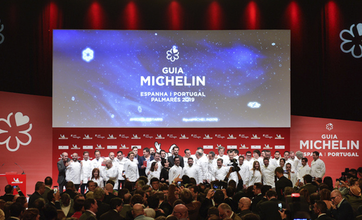 2019 Michelin Stars for Spain and Portugal